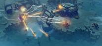AirMech Wastelands: Action-Rollenspiel rund um Metallgiganten in Steams Early-Access erschienen