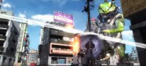 Earth Defense Force 5: Invasion der Aliens auf PlayStation 4 gestartet