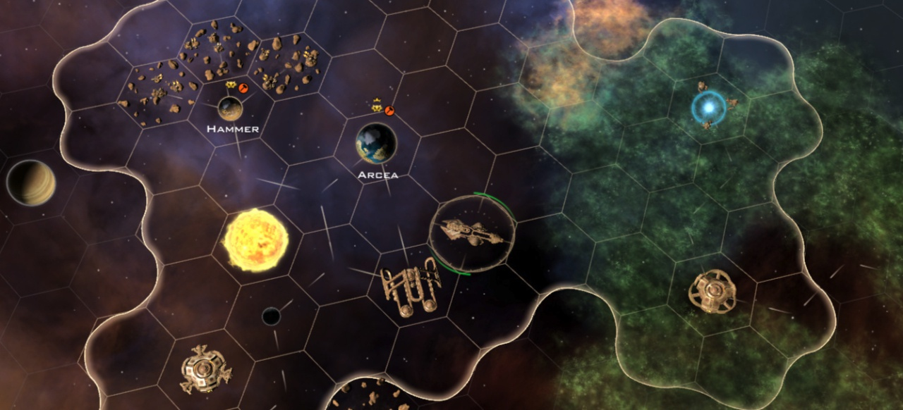 Galactic Civilizations 3: Crusade (Strategie) von Stardock Entertainment