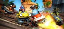 Obliteracers: Turbulenter Fun-Racer ab heute auf der Xbox One zu haben