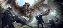 Monster Hunter: World: Video: Capcom stellt das Crafting-System näher vor