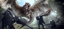 Neue Monsterjagd von Capcom enthüllt