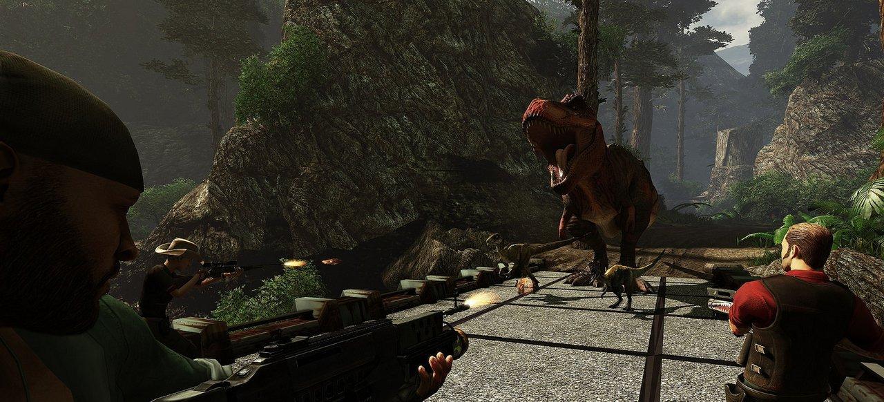 Primal Carnage: Extinction (Shooter) von