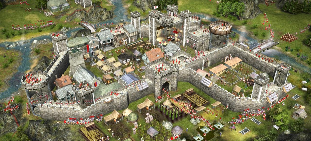 Stronghold 2 (Strategie) von Take 2