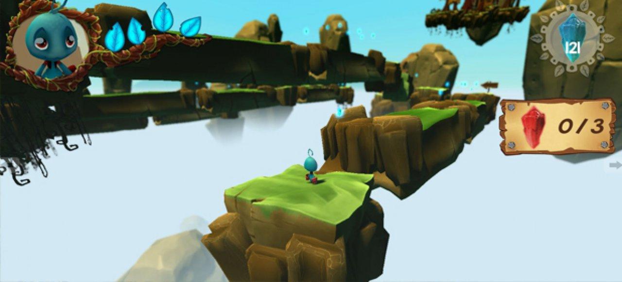 Ginger: Beyond the Crystal (Geschicklichkeit) von BadLand Games