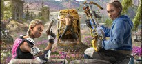 "Far Cry New Dawn: Live-Action-Trailer: ""Doppelt so böse"""