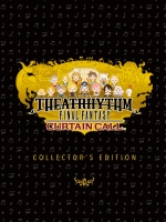 Alle Infos zu Theatrhythm: Final Fantasy - Curtain Call (3DS)