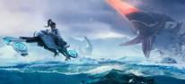 Subnautica: Below Zero: Eigenständiges Subnautica-Abenteuer auf einer Eiswelt angekündigt; zunächst für PC