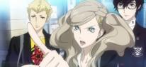 Persona 5: Vorstellung der Charaktere Sojiro, Tae und Munehisa im Video