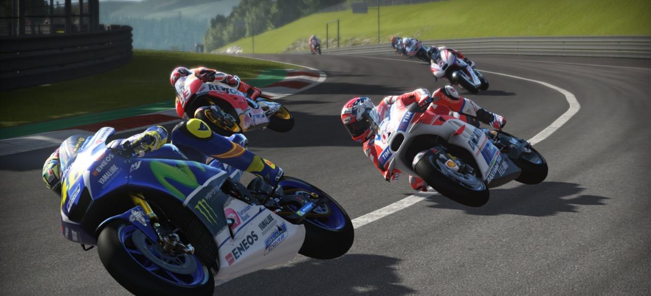 Moto GP 17 (Rennspiel) von