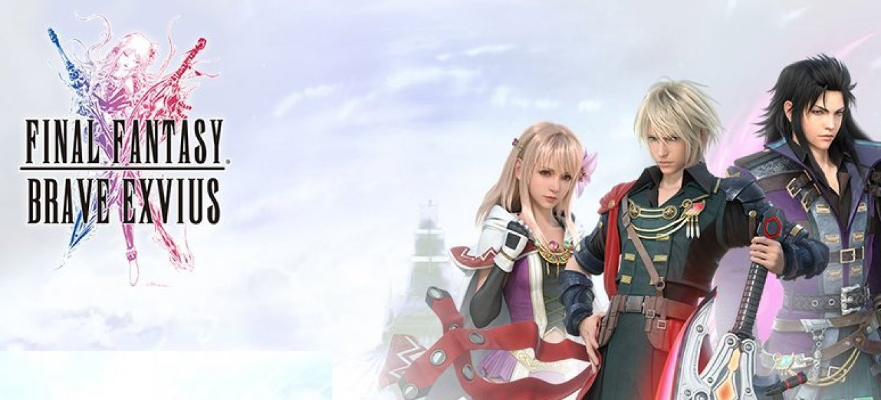 Final Fantasy: Brave Exvius (Rollenspiel) von Square Enix