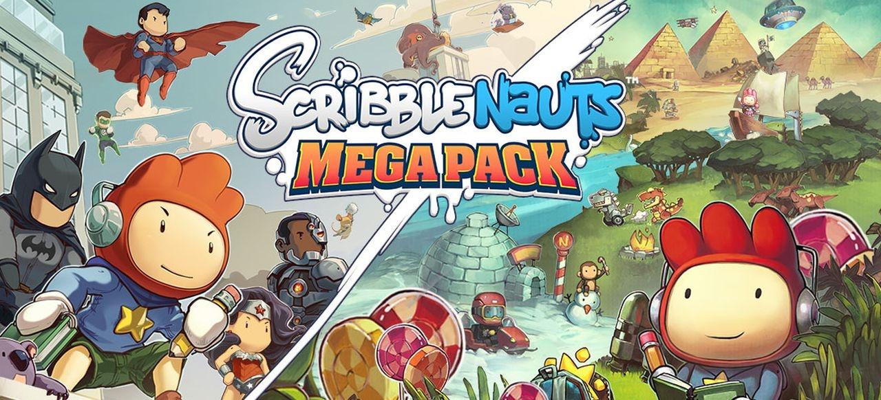 Scribblenauts Mega-Pack (Geschicklichkeit) von Warner Bros. Interactive Entertainment