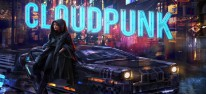 Cloudpunk: Als Kurierfahrer durch die Cyberpunk-Metropole