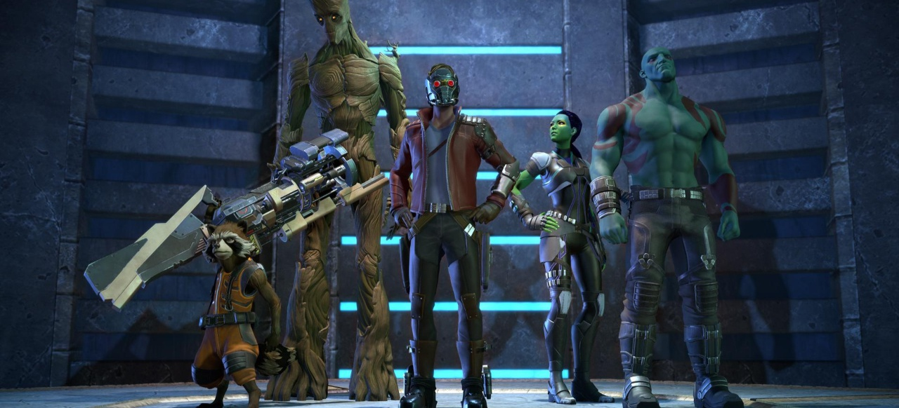 Marvel's Guardians of the Galaxy: The Telltale Series (Adventure) von Telltale Games und Marvel Entertainment