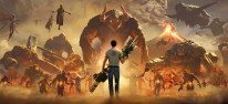 Serious Sam 4: Planet Badass: Shooter kurz und knapp angekündigt; größerer Umfang; kein Wüstenlevel