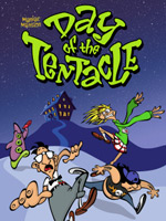 Alle Infos zu Day of the Tentacle (PS_Vita)