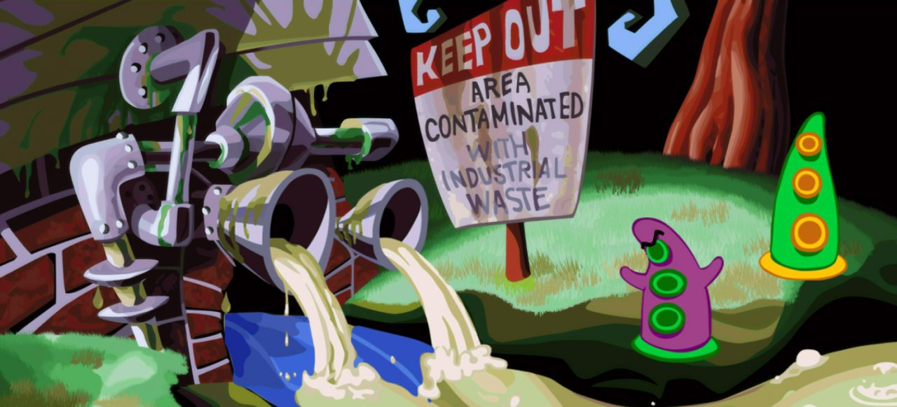 Day of the Tentacle (Adventure) von Softgold