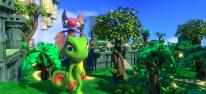 Yooka-Laylee: Multiplayer: Minispiele in der Arcade-Halle und Buddy-Modus für die Kampagne