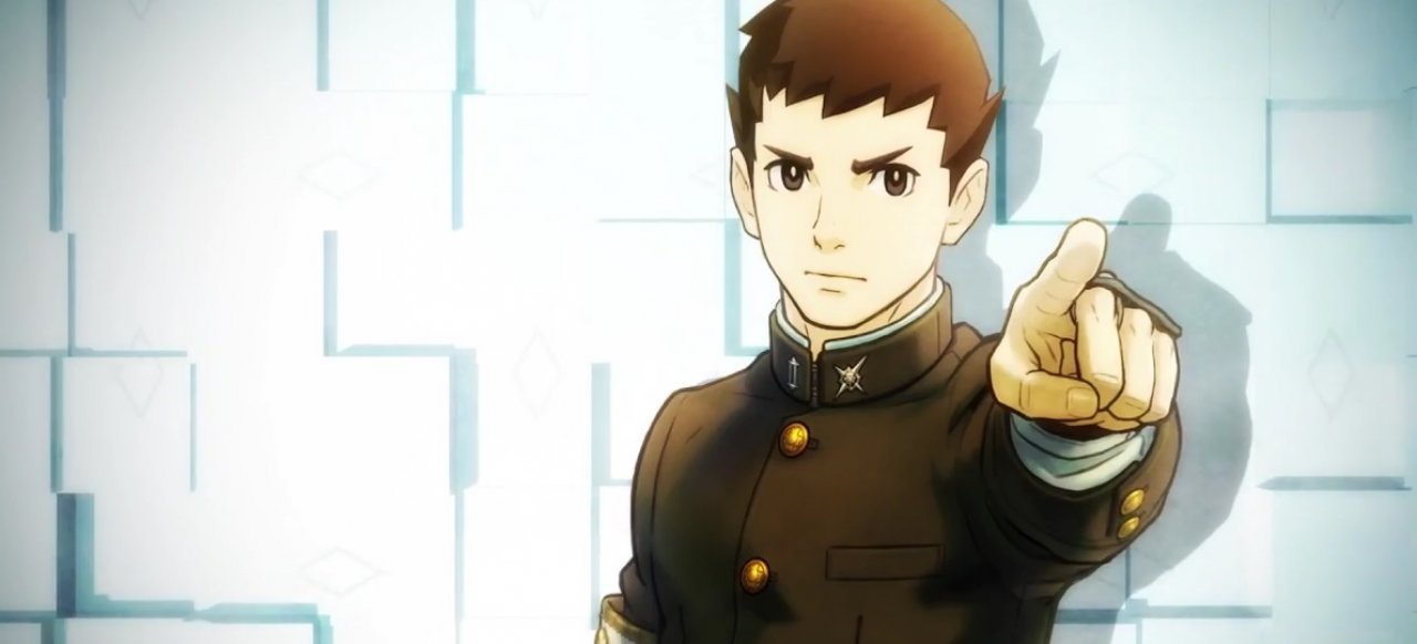 The Great Ace Attorney 2: Ryunosuke Naruhodo's Resolution (Adventure) von Capcom