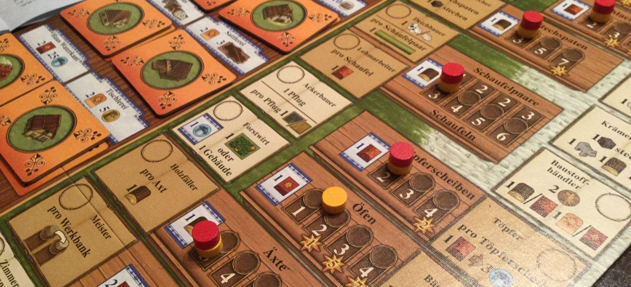 Arler Erde (Brettspiel) von Feuerland Spiele