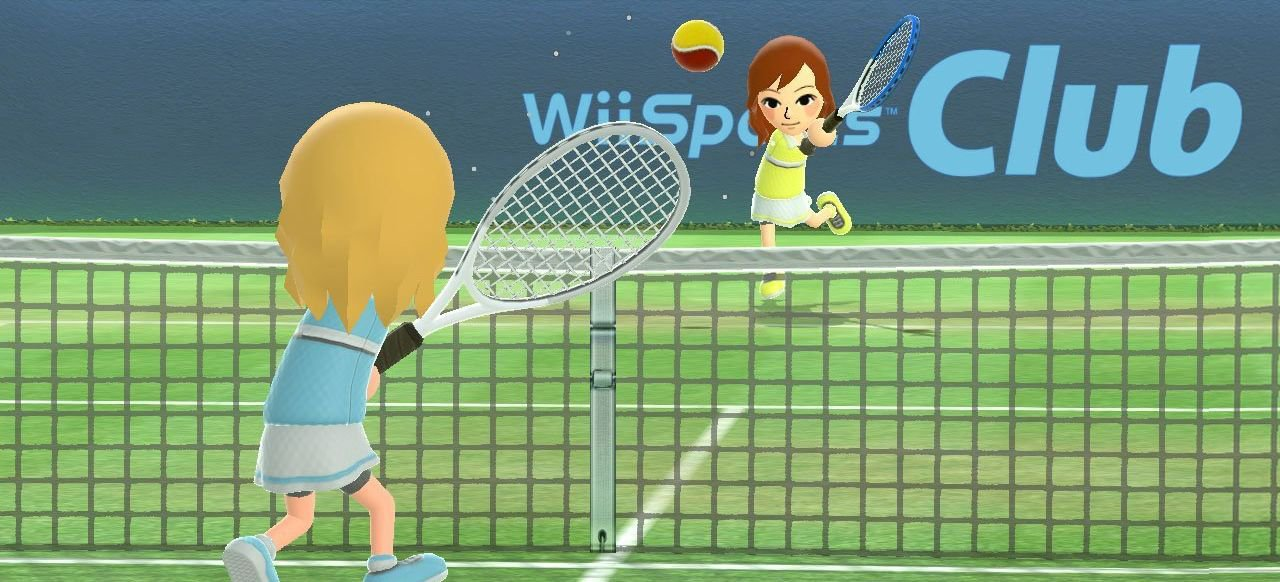 Wii Sports Club (Sport) von Nintendo