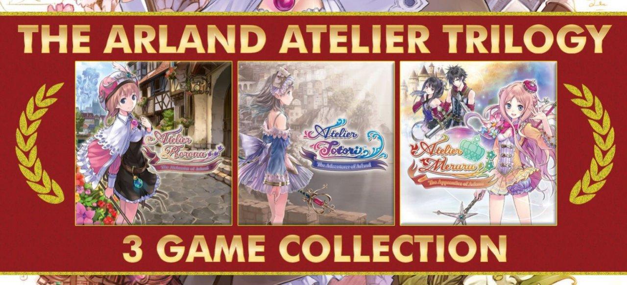 The Arland Atelier Trilogy (Rollenspiel) von NIS America / Flashpoint