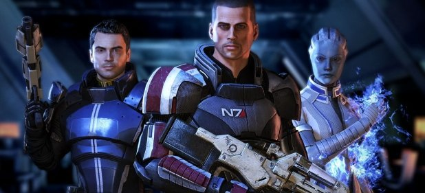 Mass Effect 3: Bild