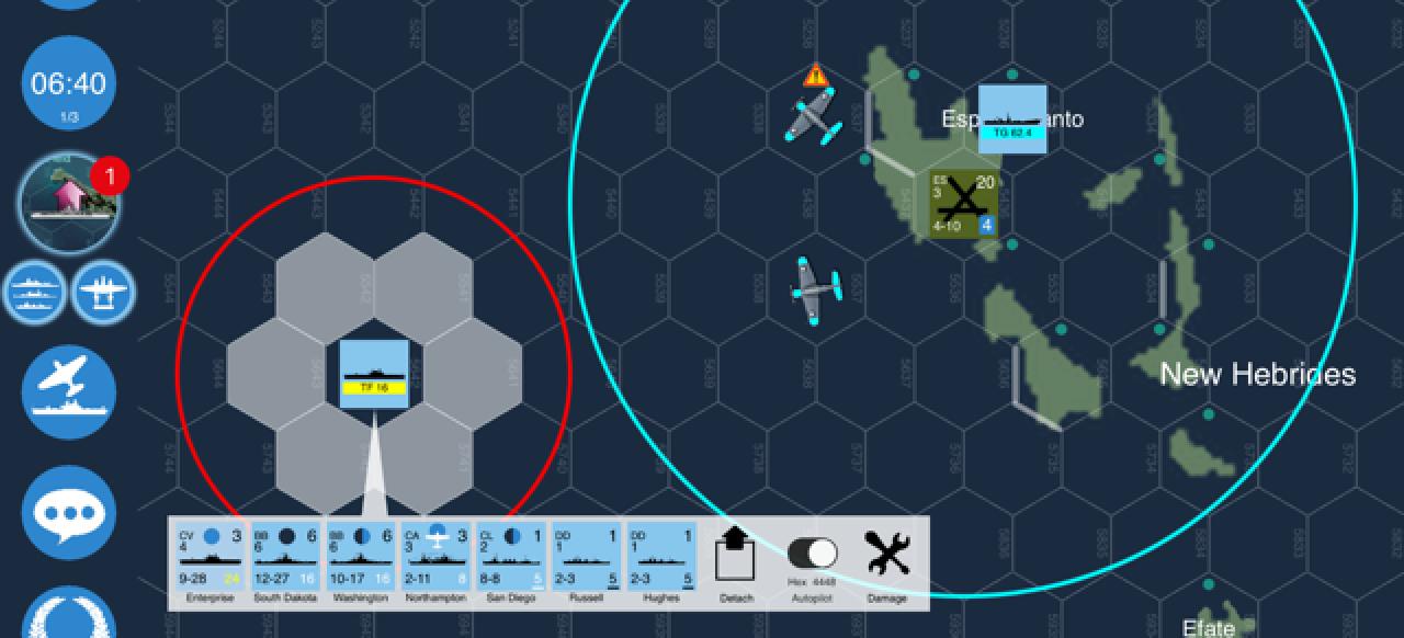 Carrier Battles for Guadalcanal (Strategie) von