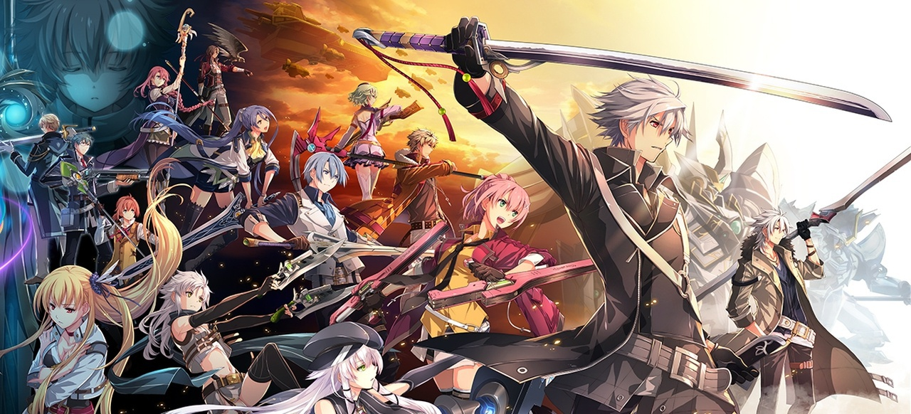 The Legend of Heroes: Trails of Cold Steel 4 - The End of Saga (Rollenspiel) von Nihon Falcom