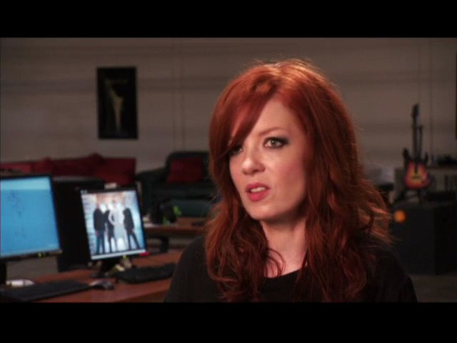 Shirley Manson-Interview