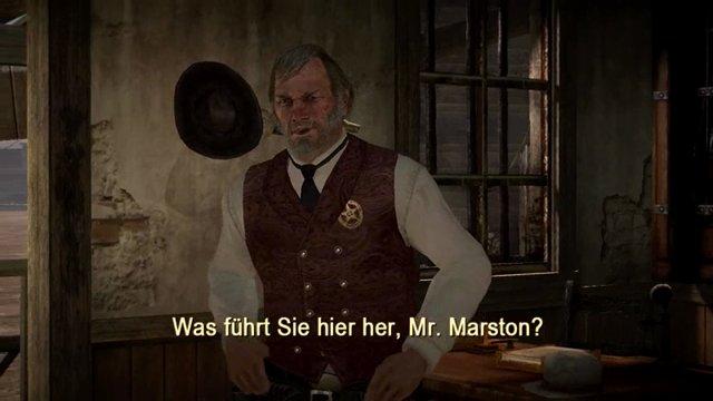 John Marston