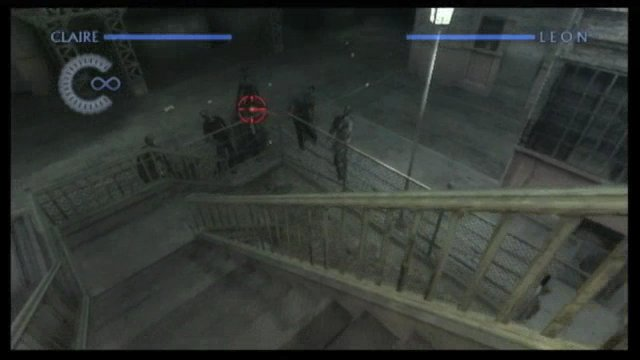 Polizei-Spielszenen