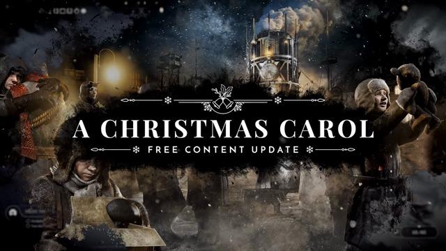 A Christmas Carol Update Trailer
