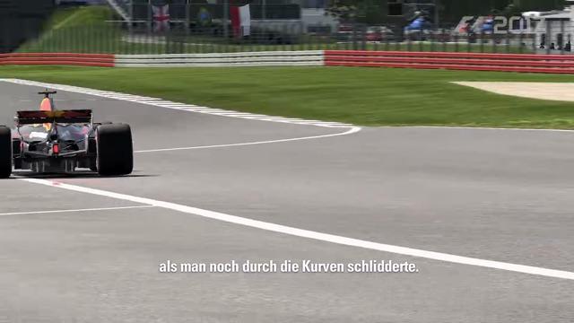 Silverstone Short mit Max Verstappen