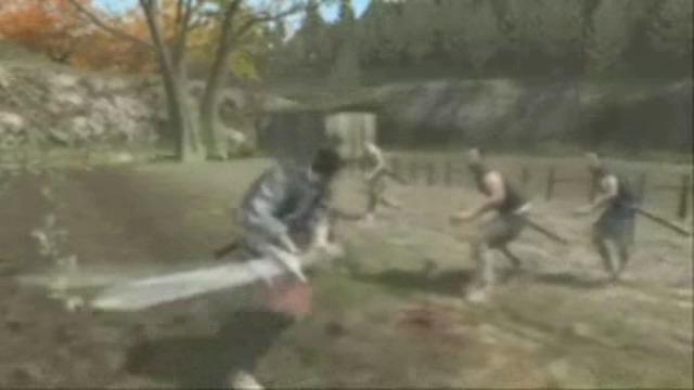 Kampfszenen