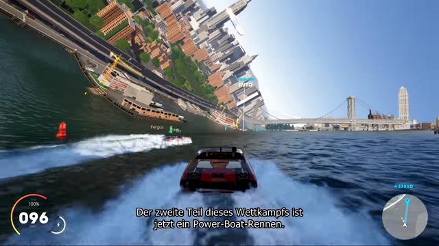 E3 2017: Spielszenen