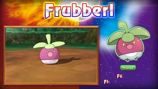 Weitere Pokemon: Reißlaus, Frubberl, Curelei und Pampross