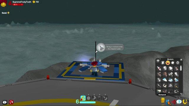World Builder-Spielszenen