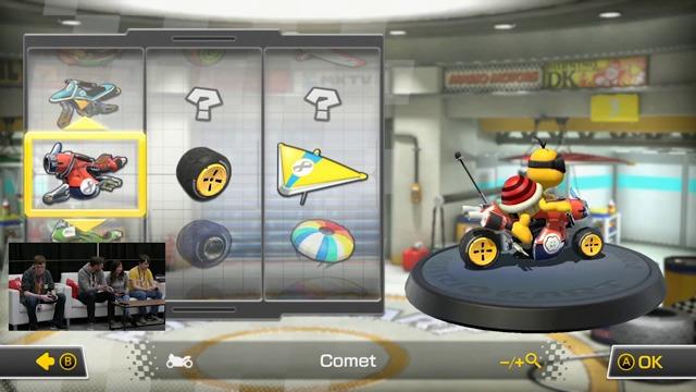 Nintendo Minute Live Spielszenen