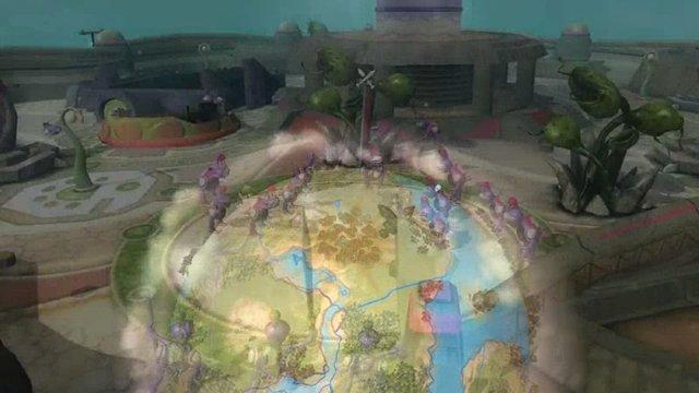 Entwickler-Vorstellung Zivilisations-Phase