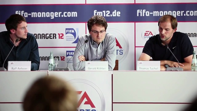 Pressekonferenz Dein Feature