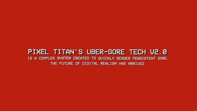 Über-Gore tech v2