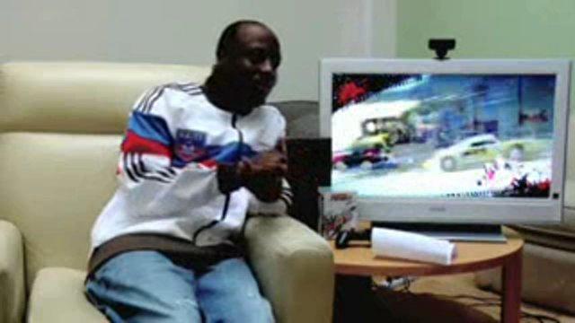 Hinter den Kulissen - Wyclef Jean