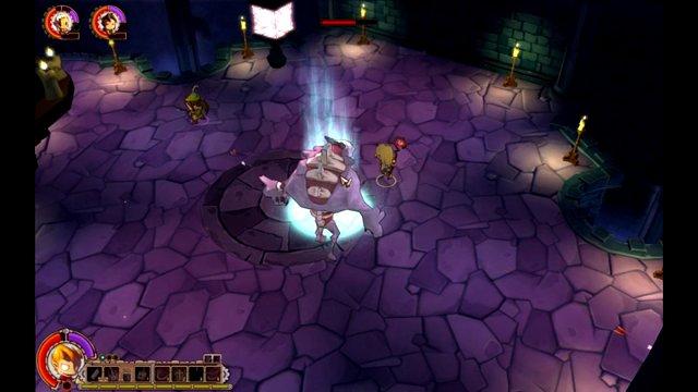 Vampyro-Spielszenen