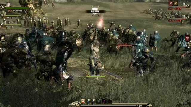 PvE Multiplayer-Spielszenen
