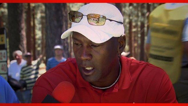 Michael Jordan (TV-Spot)