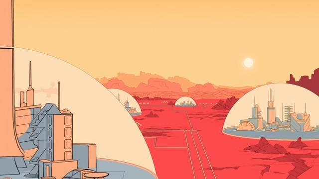 Termin-Trailer: Mysteries on Mars