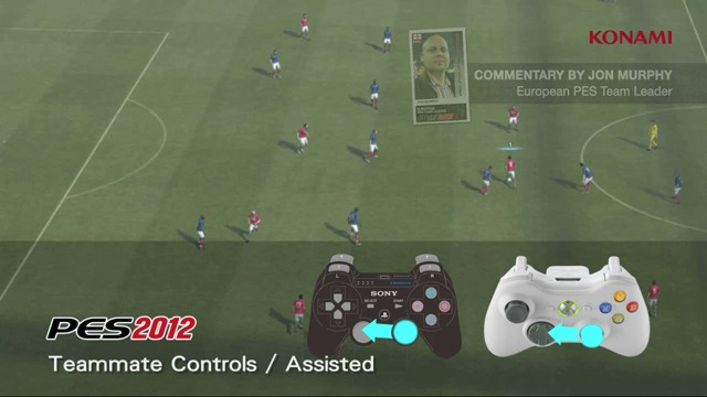 Teammate  Controls - Assisted