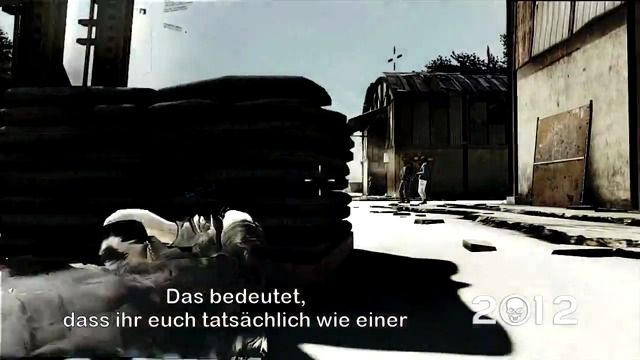 Inside Recon, Teil 1 - Animationen