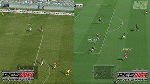 PES 2013/2014-Grafikvergleich